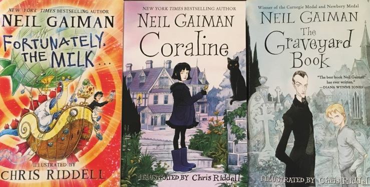 Neil Gaiman Box Set. JPG.JPG